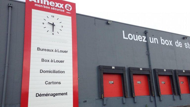 Annexx : le N°1 en espace de self stockage !